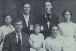 James Walter Rhodes Family