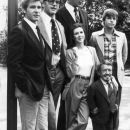 Star Wars Cast circa 1977