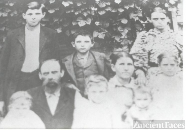 William Litton Petty family