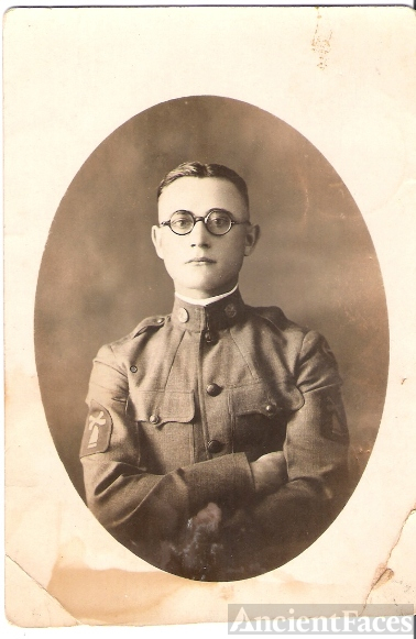 Unknown Soldier, c. 1920s