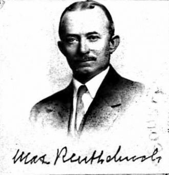 A photo of Maximilien Reuthebuch