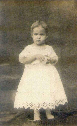 Infant Child Myrtle Patterson