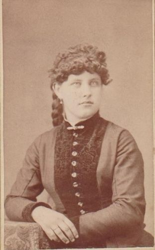 A photo of Cornelia Jane Buffington White