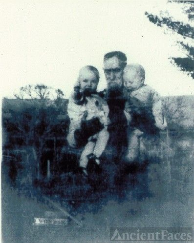 James Marion Chapman and greatgrandsons