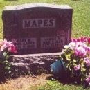 James M. and Mary M. Mapes Gravesite
