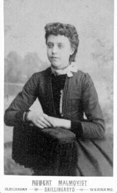 Jennie Amalia Chilberg
