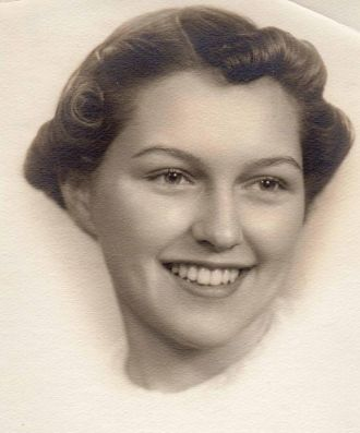 A photo of Betty Ann Wood