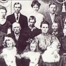 Al and Nellie Shafer Family, SD 1908