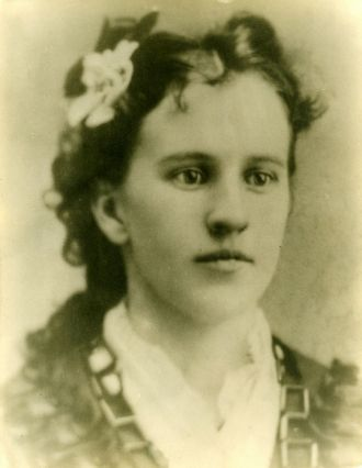 A photo of Jennie Belle Everett