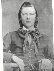 A photo of Elisha Thomas Rhea
