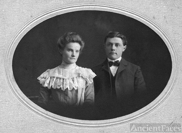 Elsie Waldron Tonkin and Amos Tonkin
