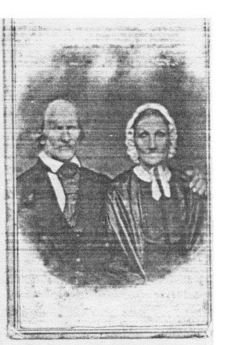 George and Catherine Graff-Flaugh