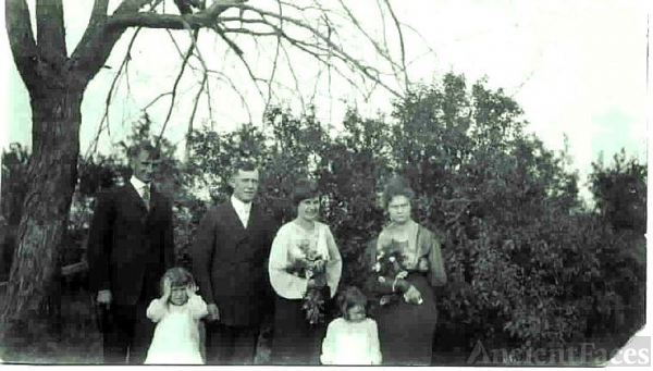 Marion & Merle's wedding