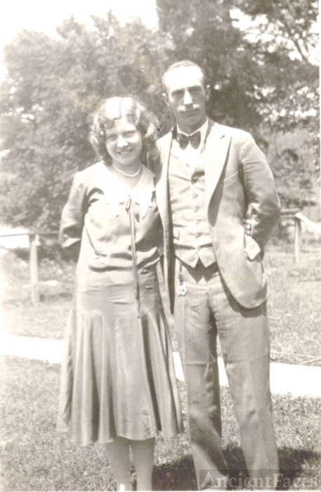 Russell and Thelma Rhodes