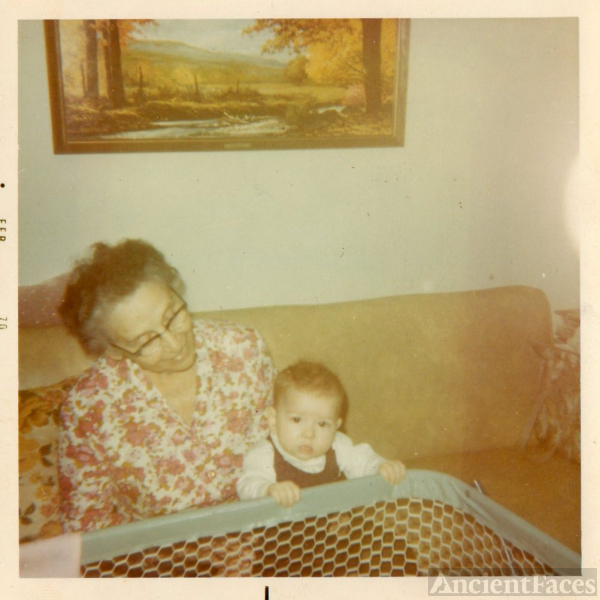 My Great-Grandma and I