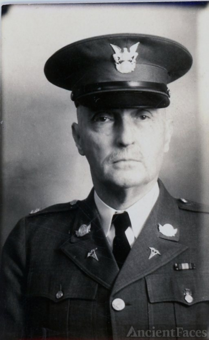 Dr. Frank G. Ellis - Captain, US Army