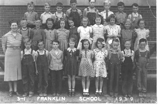 Third Grade at Franklin Elementary School