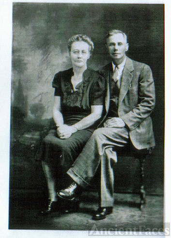 William Henry Green & Carrie (Brown) Green