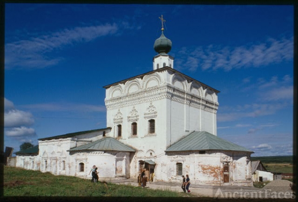 Ascension-Trinity Monastery, Church of the Ascension...