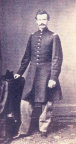 A photo of Capt. Rev. David Stidman Caldwell