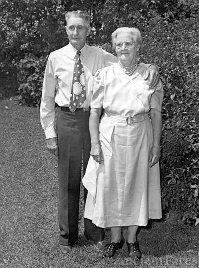 George and Bernice (Bauman) Workman