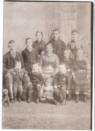 Families of Yesteryear