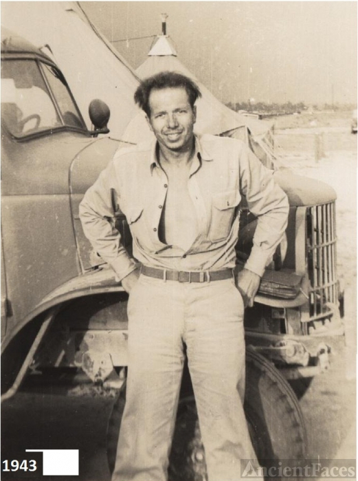 Bill Wickenberg, Germany WW2