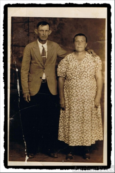 William & Ellen (Johnson) Ramey, Arkansas 1936