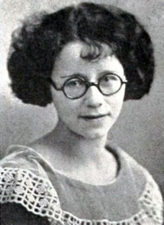 A photo of Marguerite Whitney