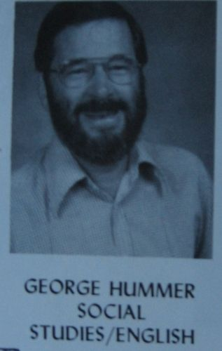 A photo of George Hummer