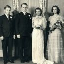 Wallie Kimball Wedding - 1939