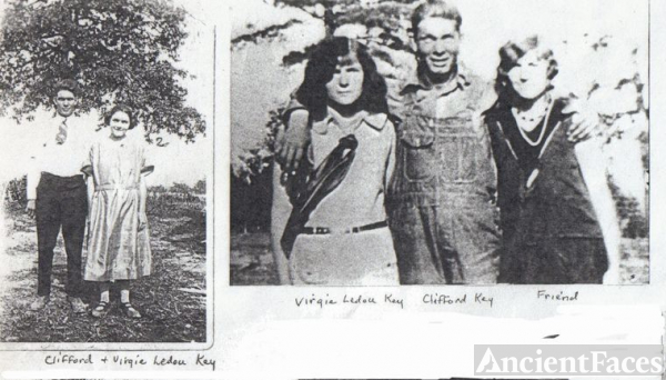 clifford and virgie key