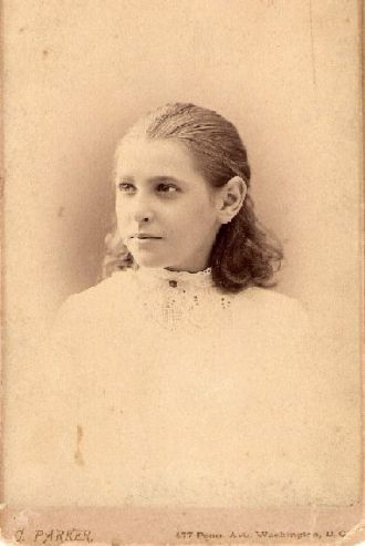 A photo of Mary Nelson Matson