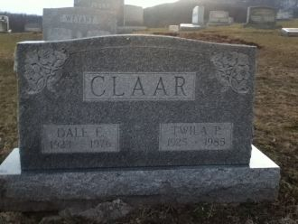 A photo of Dale E. Claar