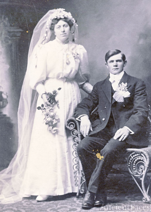 Mr. and Mrs. Henry Witte