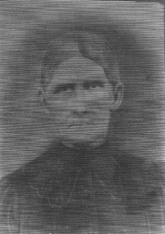 Margaret Jane Miller Teague - wife of Isaac