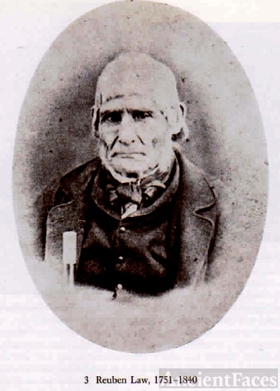Reuben Law 1751 - 1840