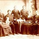 Family of Bernard Henry and Mary Keeven