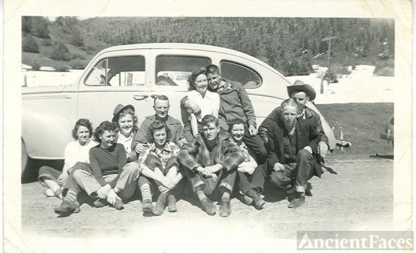 Class of 1944 Bayfield Colorado