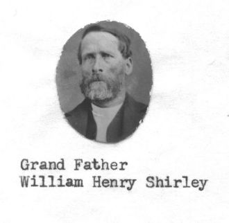 William Henry Shirley