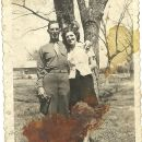Bumpy & Evanell (Wilson) Byers, Kentucky 1940's