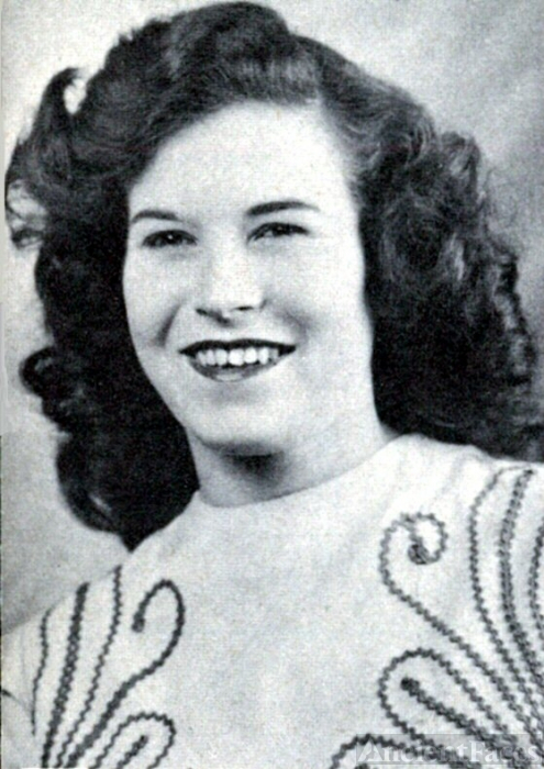 Beverly Barker, Kansas, 1947