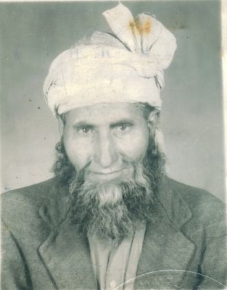 A photo of Jamal Khan Macuk