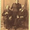 Harriet Ephraim Levinson and brothers