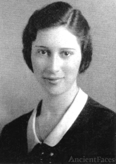 Olive G. Mohlmann, Indiana, 1933