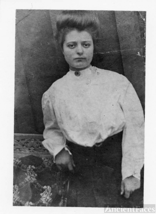 Great Grandmother Margaret Hewitt  Jordan