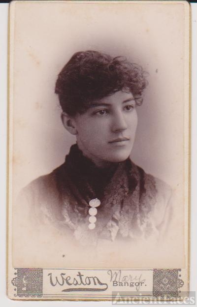 Mary (Unknown Surname), Maine
