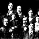 William & Mollie Frazier family