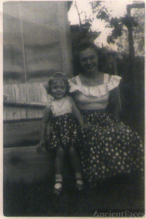 Hazel and Patricia Louise