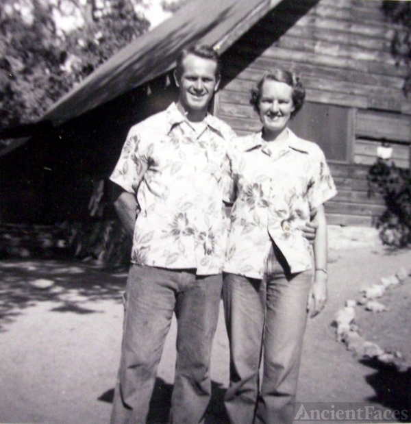 Bill and Jane Bruner